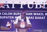 KPU Mabar  pastikan pemungutan suara di TPS sesuai prokes