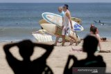 Kunjungan wisman ke Indonesia pada bulan Oktober tercatat 158,2 ribu wisatawan