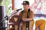 Bupati Pringsewu berharap petani dapatkan kemudahan jaminan usaha dengan kehadiran KPB