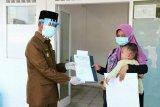 Bupati Pringsewu antarkan DRA pasien yang sembuh dari COVID-19