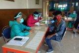 Ribuan anggota KPPS Pariaman telah selesai ikuti tes cepat COVID-19