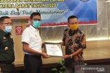 Peduli karhutla, PT BRM terima penghargaan dari gubernur Sumbar