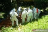 Pasien COVID-19 meninggal di Sultra bertambah menjadi 108 orang