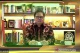 Menko Airlangga: Pemulihan ekonomi Indonesia semakin nyata