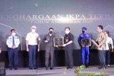 Kajati Sulut terima penghargaan terbaik II Pagu DIPA sedang