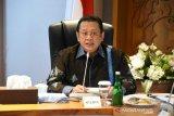 Ketua MPR Bamsoet apresiasi Polri ungkap penjualan sabu biayai terorisme