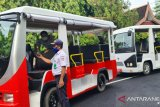 Gubernur Sulsel luncurkan Bus Wisata Metro Kota di Makassar