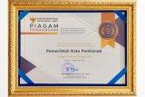 Pemkot Pontianak raih penghargaan terbaik dalam pengelolaan manajemen ASN