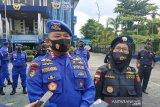 Bea Cukai Sampit dan Ditpolairud Polda Kalteng intensifkan patroli bersama