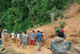 101 kecamatan di Sumsel  berpotensi longsor