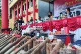 Polisi bongkar 'home industry' pembuatan merkuri ilegal di Kalteng