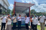 Kubu Raya salurkan bantuan beras lokal untuk korban banjir