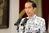 Presiden Jokowi : Pertumbuhan ekonomi Indonesia sudah lewati titik terendah