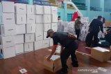 KPU Cianjur mulai mendistribusikan logsitik pilkada 2020