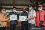 Gubernur NTB menyerahkan 200 sapi dukung food estate di Labangka