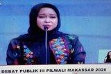 KPU Makassar: Debat publik bukan ajang menyerang paslon lain