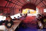 Lembata kekurangan alat tes cepat bagi pengungsi erupsi Ili Lewotolok