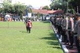 Mendagri pimpin apel pergeseran pasukan pengamanan Pilkada di Sulawesi Utara