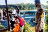 Kapten kapal ditemukan tewas mengapung di Sungai Kahayan