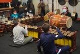 Masa pandemi Covid-19 tak halangi siswa di Prancis belajar gamelan