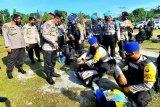 458 personel Polri di Kalteng dilibatkan dalam pengamanan Natal dan tahun baru