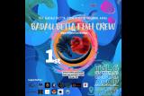 Kontes Ikan Cupang dipusatkan di Pasar Wisata Badau batas RI-Malaysia