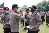 Polresta Padang akan bubarkan pesta pernikahan yang langgar protokol kesehatan