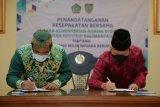 Pemprov Kalteng-Kemenag tandatangani kesepakatan bersama hibah tanah masjid raya