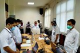 Kominfo HST bersama KPCPEN gelar webiner manfaat program pemulihan ekonomi nasional