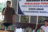 DPRD Sulbar sosialisasikan perda tentang pariwisata