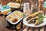 Resep lasagna & spinach and ricotta rollala