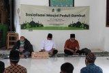 BRG gandeng takmir masjid sebagai penjaga ekosistem gambut