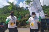 BPJN Sulut lakukan gerakan penanaman pohon di KSPN Likupang-Minut