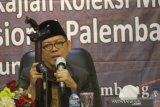 Tradisi senjata Keris Palembang minus  eksistensi empu