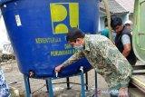 PDAM Baubau menargetkan 1500 sambung baru gratis