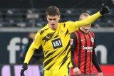 Liga Jerman - Gol Reyna hindarkan Dortmund dari kekalahan di markas Frankfurt