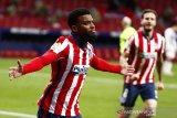 Liga Spanyol-Atletico pastikan Lemar dan Herrera positif terinfeksi COVID-19