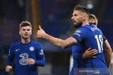 Giroud cetak gol,  Chelsea ke puncak klasemen