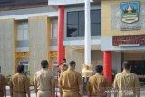 Plt. Bupati Dharmasraya pimpin upacara hari kesaktian pancasila