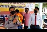 Ini video pelaku pembunuh wanita yang ditanam di pondasi rumah di Lombok Tengah
