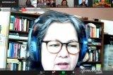 Halida Nuriah Hatta sampaikan pesan Bung Hatta, Demokrasi asli di Indonesia adalah musyawarah