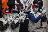 KPK amankan Rp14,5 miliar terkait kasus korupsi Mensos