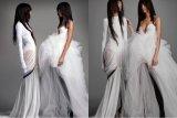 Gaun pengantin yang tak lazim karya Vera Wang