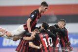 Jadwal lengkap pekan ke-17 Liga Italia, dua Milan kembali ke jalur kemenangan