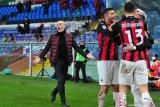 Menang tanpa Zlatan Ibrahimovic, Milan dipuji kedewasaannya oleh Pioli