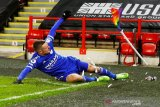 Gol menit akhir Vardy bawa Leicester kemenangan atas Sheffield United