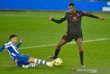 Sociedad gagal kembali ke puncak setelah ditahan imbang 0-0 Alaves