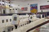 KPU Manado distribusikan logistik Pilkada