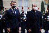 Presiden Mesir tekankan pentingnya upaya pembangunan kembali Jalur Gaza