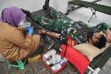 Donor darah warnai Hari Juang Kartika di Kodim Wonosobo